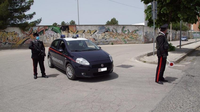 Una denuncia ed un arresto durante i controlli dei Carabinieri di Policoro nello scorso fine settimana