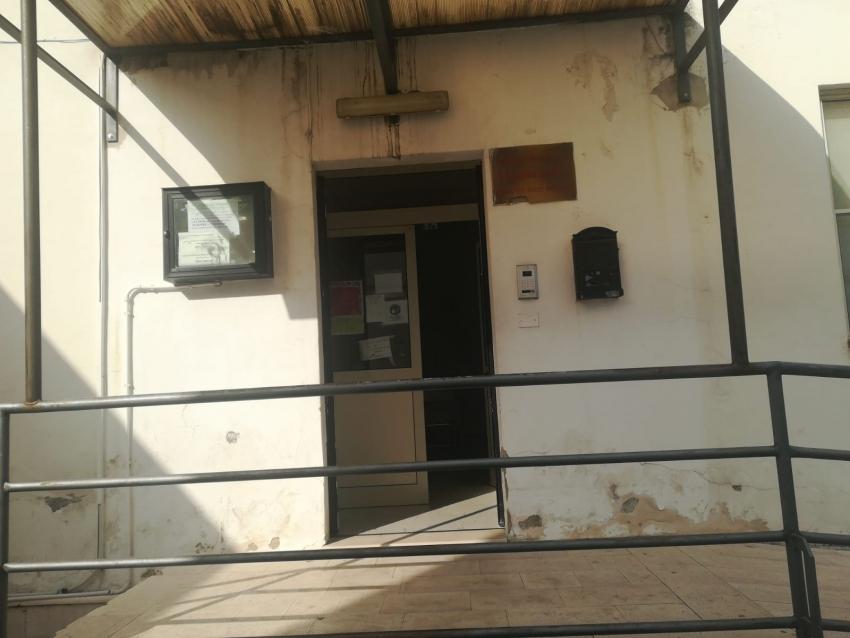 Nuovo episodio di vandalismo notturno presso la sede della Guardia Medica di Marconia