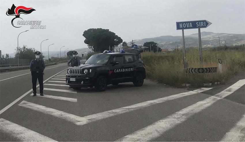 Viola gli obblighi a cui era sottoposto. Carabinieri arrestano 23enne