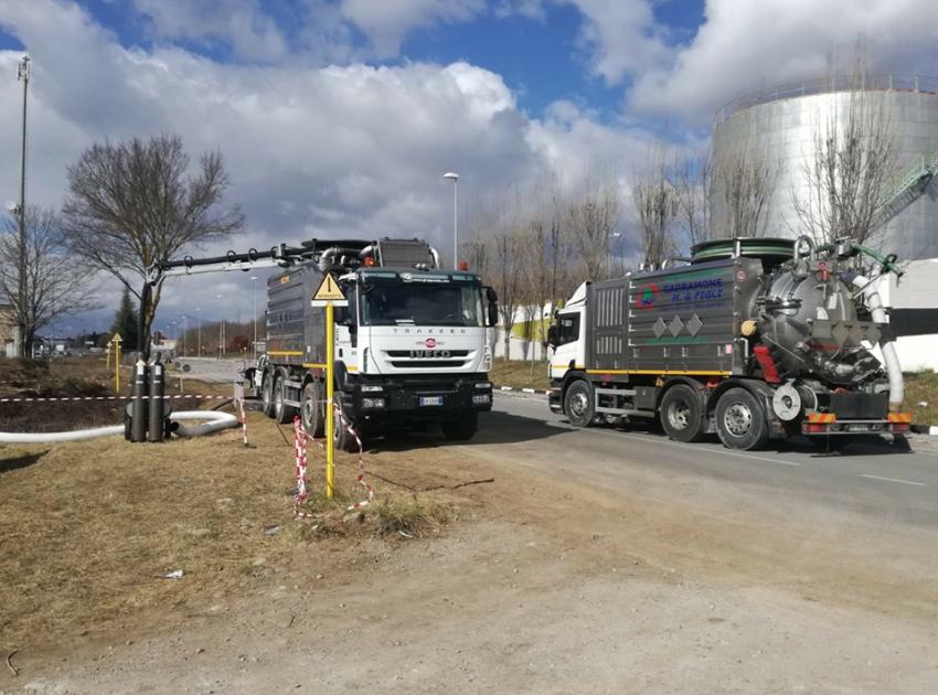 Cova di Viggiano, grave la situazione degli autotrasportatori. La denuncia di Cgil e Filt Cgil. Si rispetti il contratto collettivo nazionale