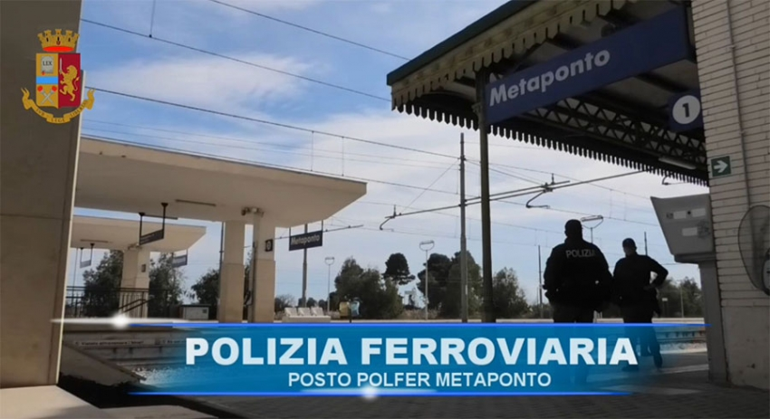 La Polizia Ferroviaria si adopera per una giovane mamma in difficoltà
