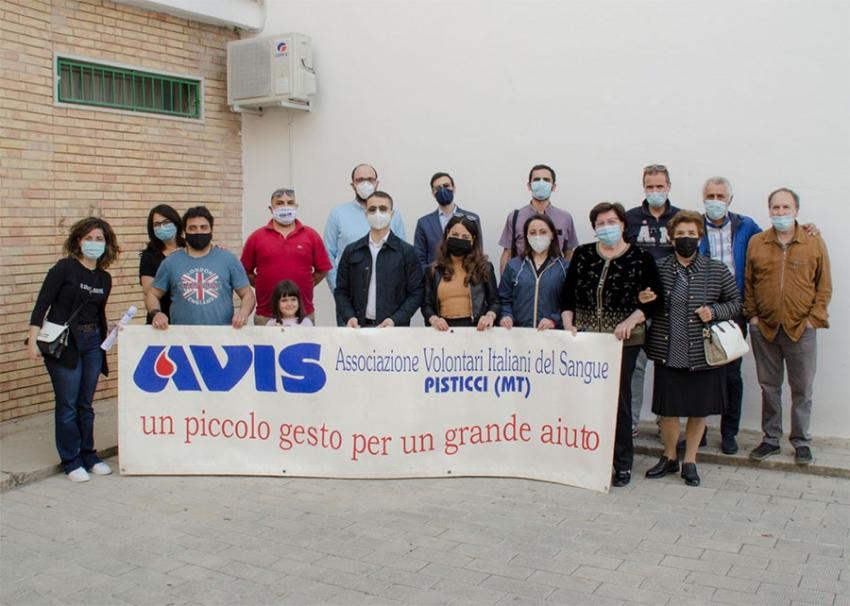 """AVIS Pisticci """"Mariano Pugliese"""": orgoglio e soddisfazione nel resoconto annuale"""
