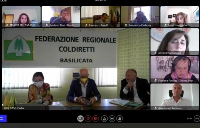 Coldiretti: l'educazione alimentare entra nelle scuole della Basilicata