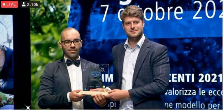 Imprese Vincenti: premiata azienda lucana di Coldiretti