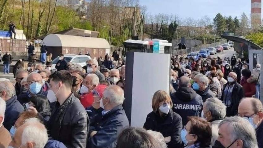"""PD Pisticci e Marconia su vaccinazione libera over 60: """"Atto criminoso a spese della salute pubblica"""""""