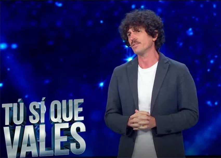 """Il comico bernaldese Dino Paradiso questa sera in finale a """"Tu si que vales"""" su Canale 5"""