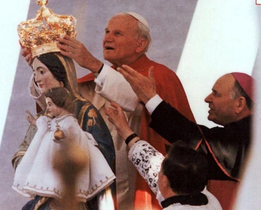 Iniziative per l'anniversario della  visita in Basilicata di S. Giovanni Paolo II