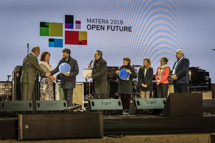 """""""Matera 2019, un giacimento di sfide"""": il 19 aprile la presentazione dei risultati della Capitale Europea della Cultura"""