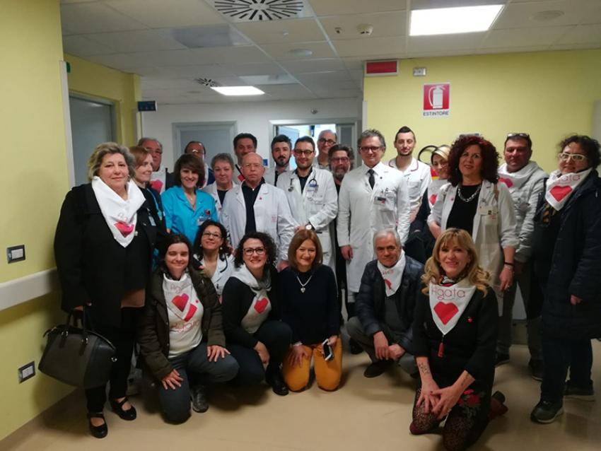 L'associazione AGATA chiede la somministrazione del vaccino antiCovid ai volontari