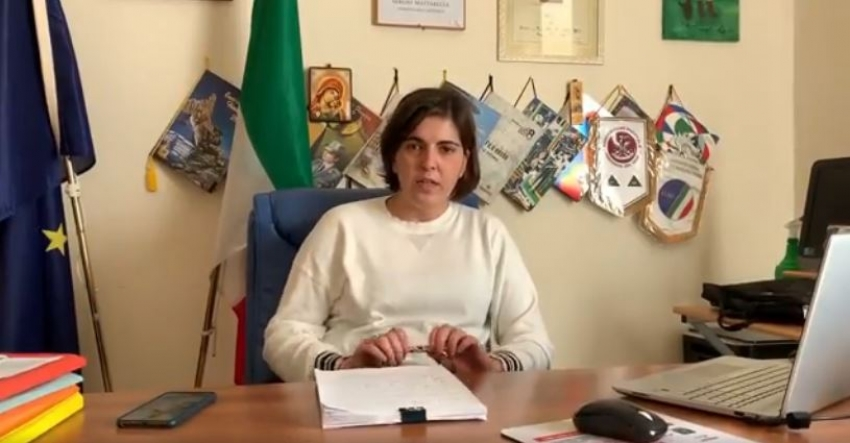 La sindaca di Pisticci Viviana Verri scrive una lettera al direttore della Banca Popolare Pugliese