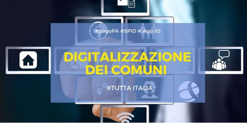 Il comune di Pisticci accoglie la sfida della digitalizzazione