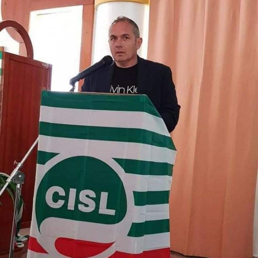 """Valbasento, Carella (Femca Cisl): """"Sul rilancio dell'area è tutto fermo, serve un tavolo permanente con sindacati, imprese e sindaci"""""""