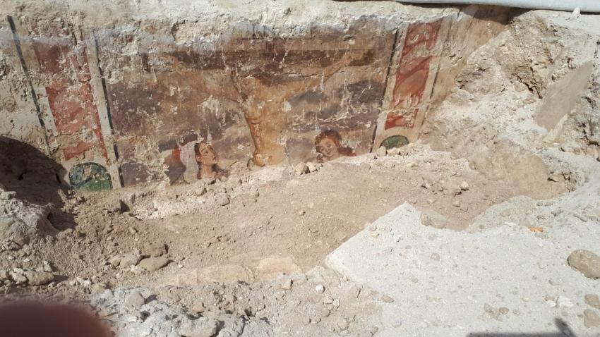 """Nuovi ritrovamenti nei """"Sassi"""" di Matera. Viene alla luce un edificio sacro"""