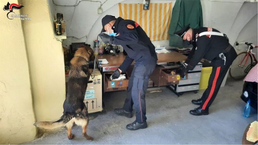 Due persone arrestate dai Carabinieri per spaccio di stupefacenti