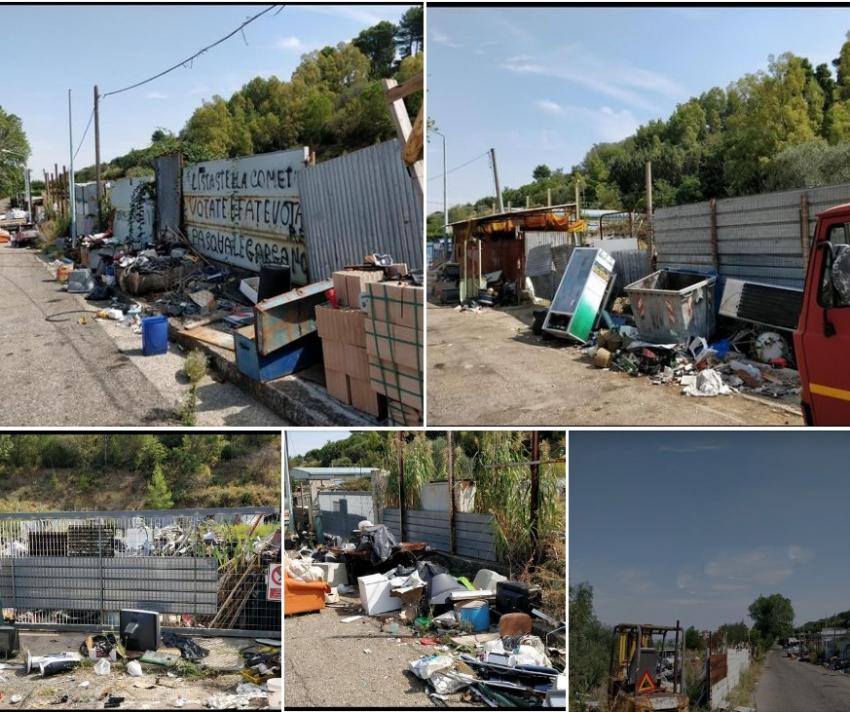 Il degrado in zona 'San Donato': la denuncia di Di Benedetto (FdI)