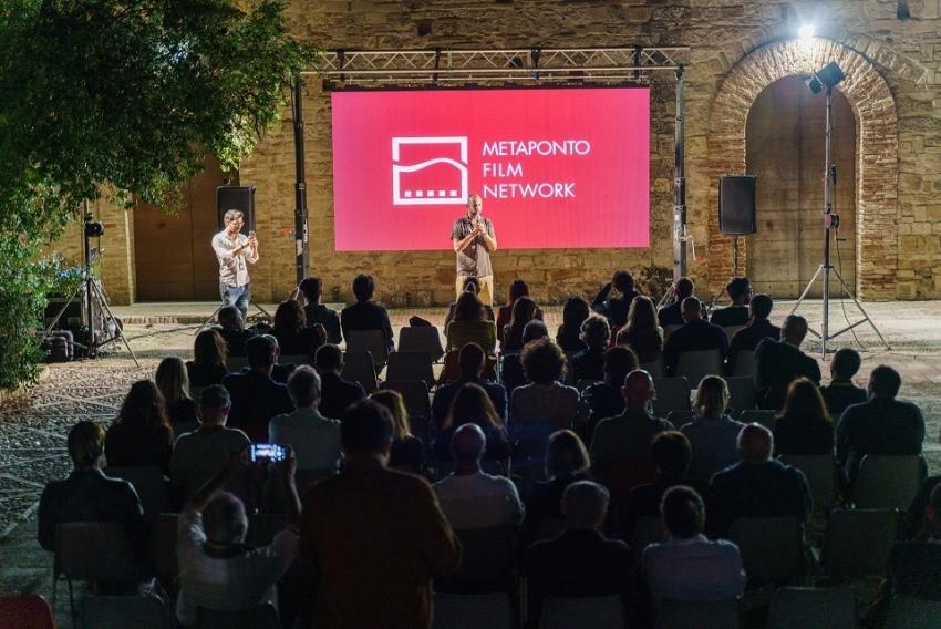 Metaponto Film Network 2021, si è conclusa la 2ª edizione dell'evento industry dedicato al cinema del reale