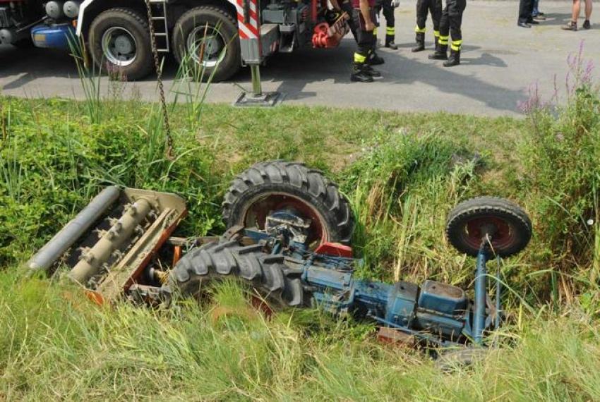 Travolto da motocoltivatore, muore un 78enne nei pressi di Tinchi di Pisticci