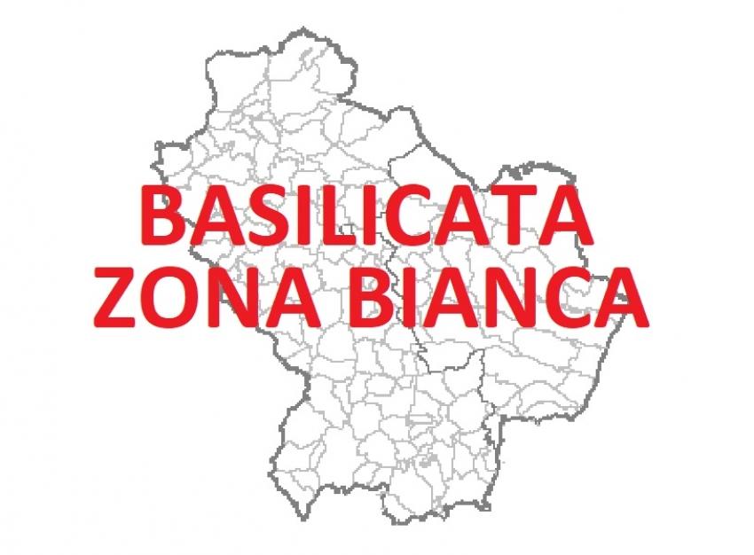 Basilicata in zona bianca da lunedì 21 giugno