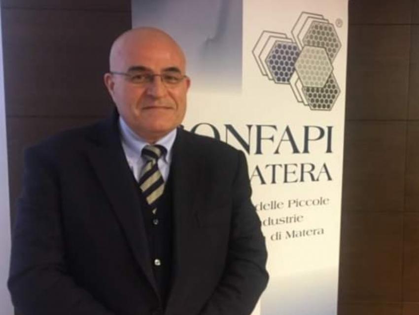 Francesco Di Benedetto eletto Presidente della Sezione Unionservizi e Vigilanza di Confapi Matera