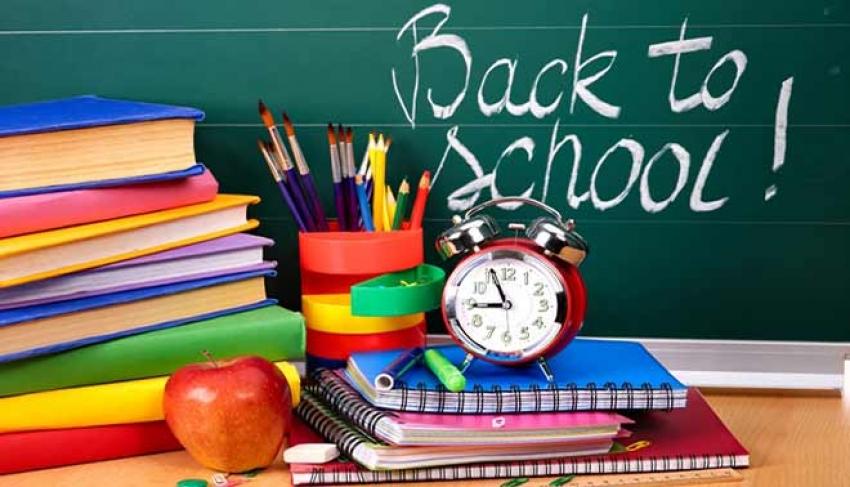 Dal primo febbraio le scuole superiori tornano in aula