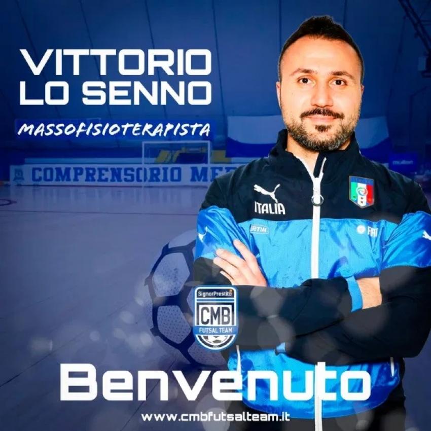 Il pisticcese Vittorio Lo Senno è il nuovo massofisioterapista del Signor Prestito CMB Matera