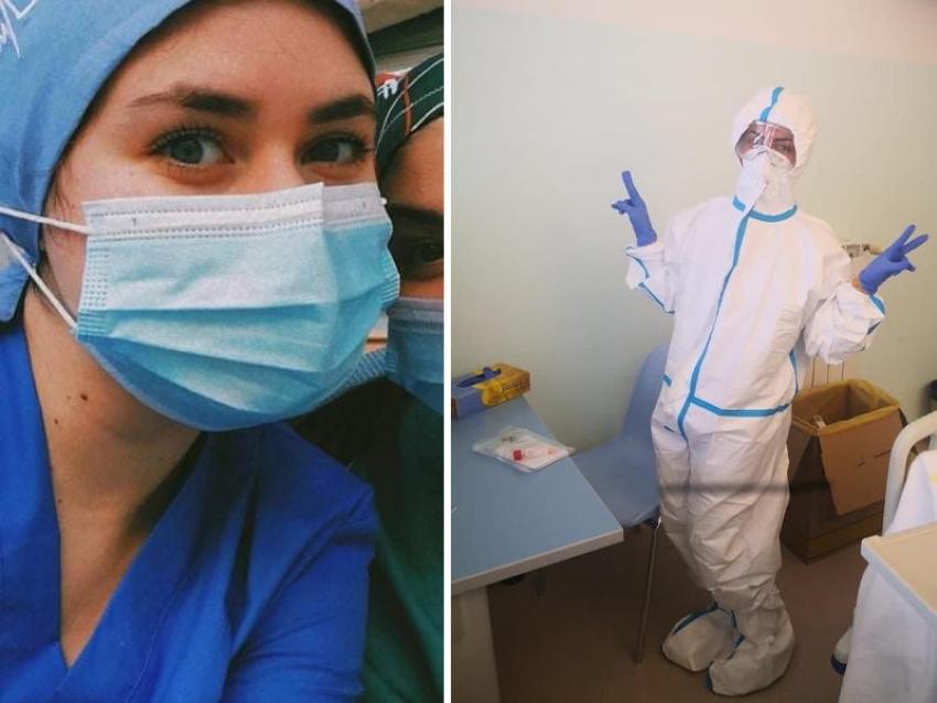 """Si celebra oggi la """"Giornata mondiale dell'infermiere"""". La testimonianza di due giovani professioniste locali in tempi di pandemia"""