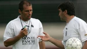 Gino de Canio, ex allenatore del Pisticci, racconta Antonio Conte suo secondo a Siena e Roberto D'Aversa suo atleta e mister a Parma