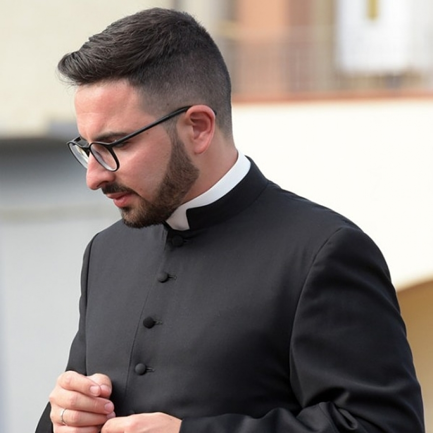 Don Fabio Vena verrà ordinato presbitero sabato 24 aprile