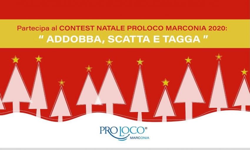 """""""Addobba, scatta e tagga"""". Il contest di Natale promosso dalla Pro Loco di Marconia"""