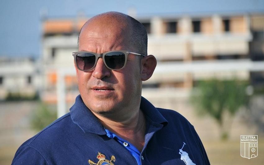 L'Elettramarconia non aderisce alla ripresa del campionato. Il presidente Borraccia dà appuntamento alla prossima stagione