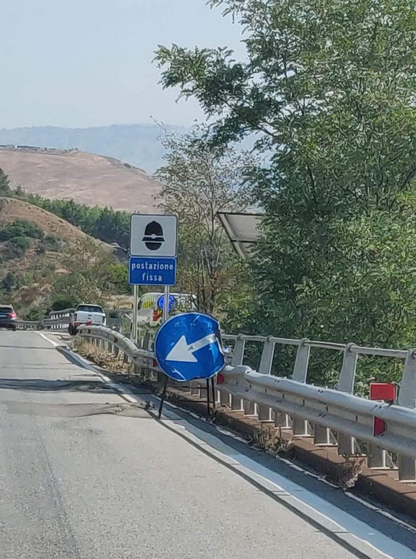 Legittimo l'autovelox sulla Ferrandina-Matera nel comune di Pomarico