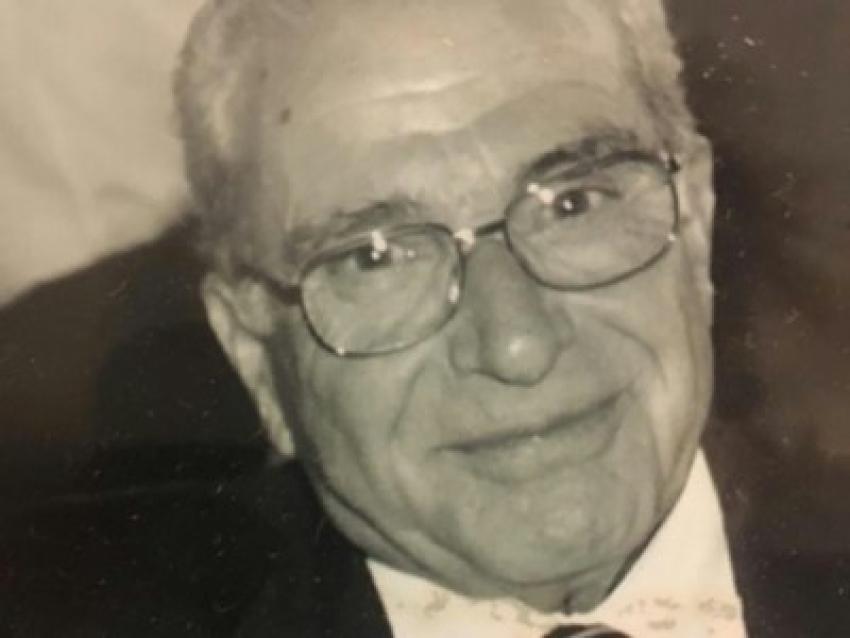 Un anno fa la scomparsa del prof. Domenico Miolla. Ricordiamo l'uomo, il docente, la sua cultura