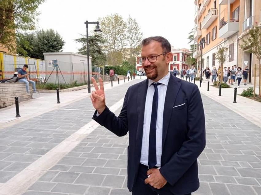 Domenico Bennardi del M5S è il nuovo sindaco di Matera. Le prime reazioni