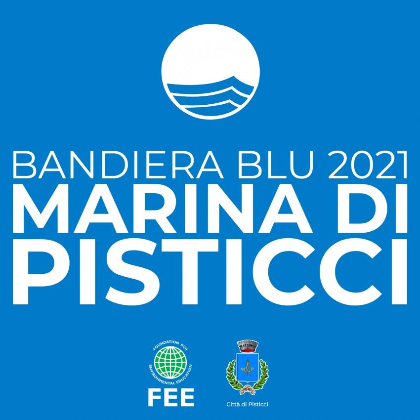Marina di Pisticci è bandiera blu per il terzo anno consecutivo. La soddisfazione dell'amministrazione comunale