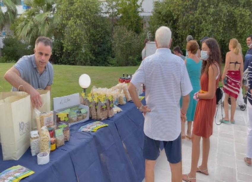 I prodotti delle filiere agroalimentari lucane proposti ai turisti della costa jonica lucana