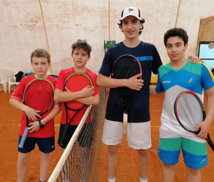 Il duo Laviola-Mondazzi si aggiudica il torneo di tennis Macroarea di Lanciano