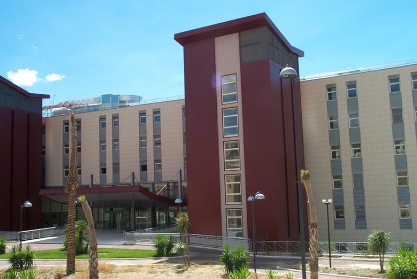 All'ospedale di Matera si inaugura una nuova area Covid
