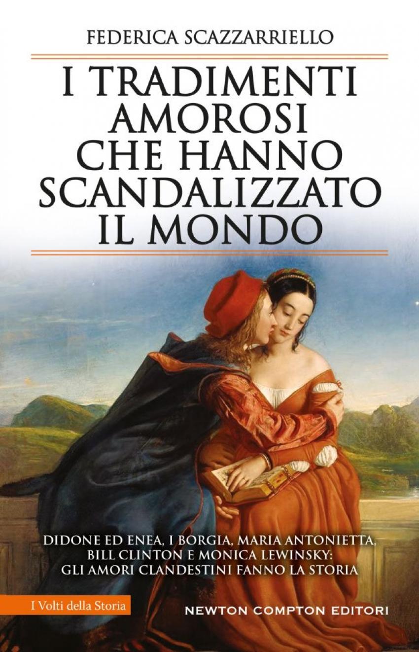 'I tradimenti amorosi che hanno scandalizzato il mondo': la prima pubblicazione della pisticcese Federica Scazzarriello