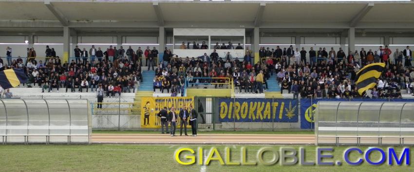 10 anni fa l'ultima iscrizione del Pisticci in Serie D. Oggi restano solo i ricordi