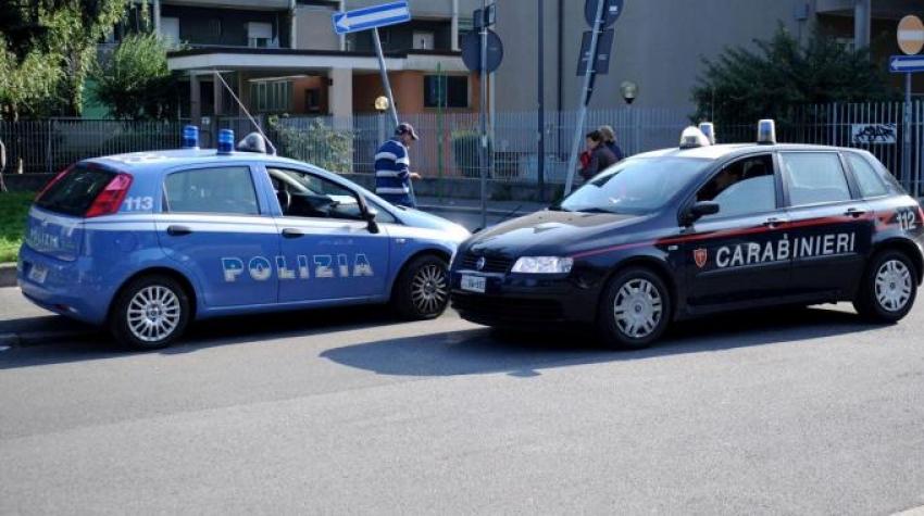 Controlli delle forze dell'ordine: sanzionate dieci persone