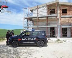 Sicurezza sul lavoro: i Carabinieri effettuano sanzioni e denunce